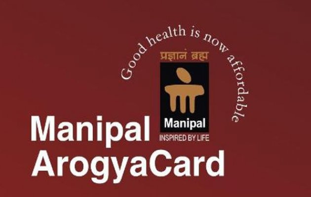 Manipal Arogya Card - Last date of enrolment extended till 20th August, 2016