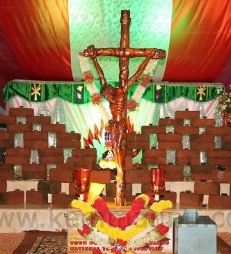 Travelling National Youth Convention Cross will be welcomed @ Milagres Cathedral on 11th December.