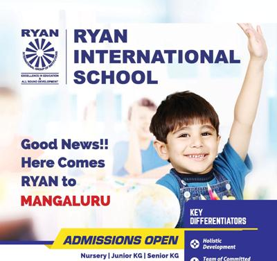 Ryan International Comes to Mangalore