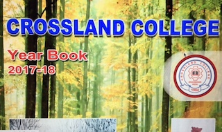 Crossland College, Year book 2017-18