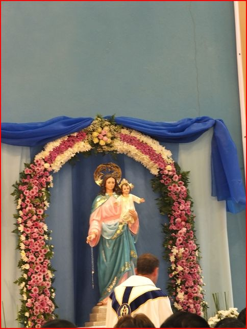 Photo Album: Annual feast of Our Lady of the Rosary Church Qatar