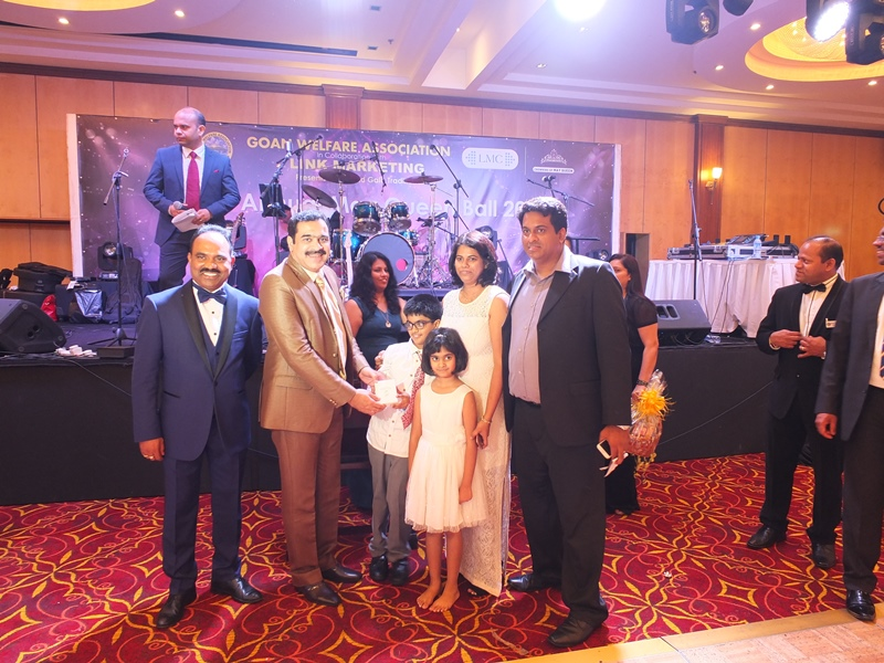Doha: GWA May Queen Ball 2017 - Photo Album