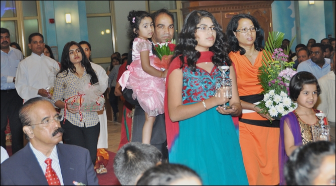 Photo Album : Doha Qatar Monthi Fest celebrated at Our Lady of Rosary Church