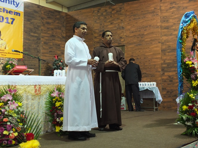 Kemmannu com | St  Francis Xavier Feast celebrated in Qatar